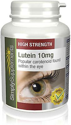 Lutein-10mg - 120 Capsules
