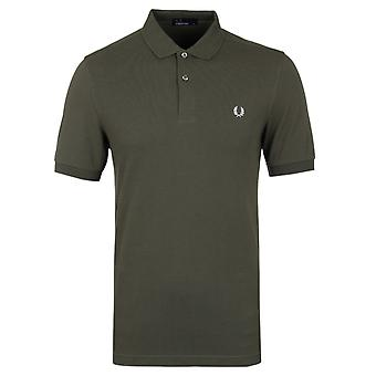 Fred Perry Iris feuille Plain Pique Polo Shirt