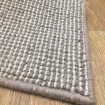 Rugs -Bespoke Wool Loop - Beige