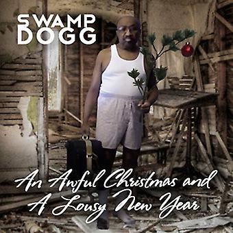 Swamp Dogg - forfærdeligt jul & en elendig nytår [CD] USA import
