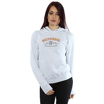 Harry Potter Women's Gryffindor Team Quidditch Hoodie