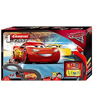 Carrera First - Disney Pixar Cars 3 (2,4m) (Toys , Vehicles And Tracks , Slot , Circuits)