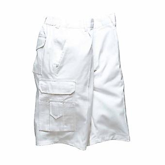 sUw - Durable Workwear Absorbent 100% Cotton Painters Cargo Shorts