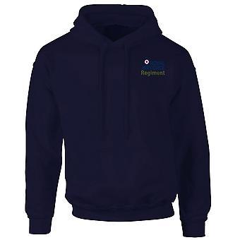 RAF Regiment Logo - Official Royal Air Force Hoodie Hooded Sweatshirt