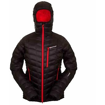 **SALE**Montane Mens Hi-Q Lux Jacket Black (X-Large)