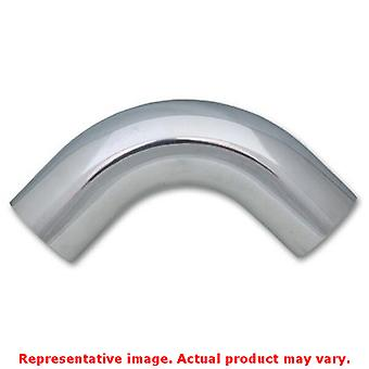 Vibrant Aluminum Piping - 90 deg. Elbow 2158 Polished Fits:UNIVERSAL 0 - 0 NON