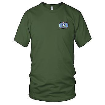 USAF Airforce - U.S.A.F. diensten geborduurde beveiligingspatch - Kids T Shirt