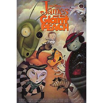 James and the Giant Peach Movie Poster (27 x 40)
