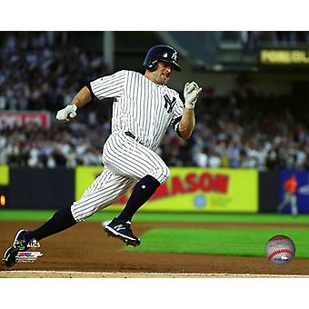 Brett Gardner Game 5 of the 2017 American League Championship Series Photo Print