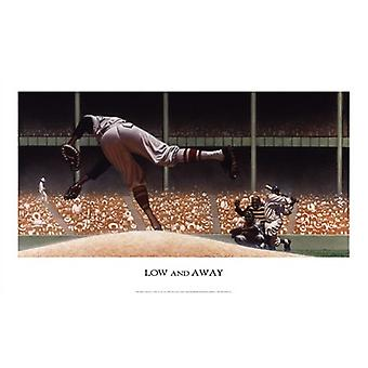 Low And Away Poster Print by Kadir Nelson (36 x 19)