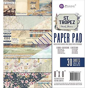 Prima Marketing Double-Sided Paper Pad 8