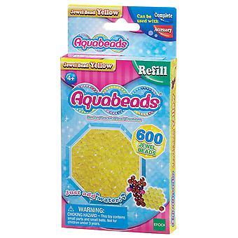 Aquabeads juvel perle Pack - gul