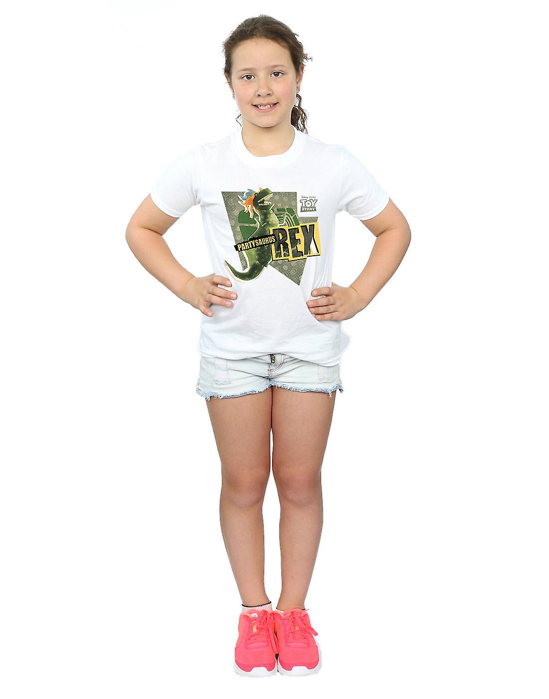 Disney Toy Story Partysaurus Rex T-Shirt für Mädchen