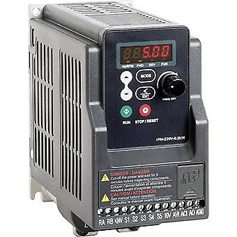 Frequency inverter Peter Electronic 1.5 kW 1-phase