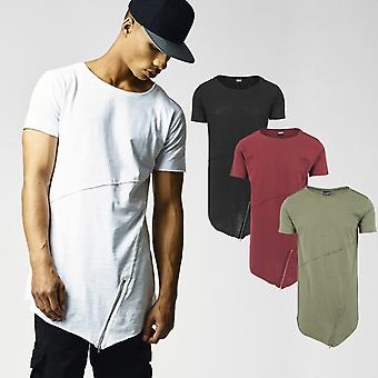 Urban Classics - ASYMETRIC SHAPED Long Tee Shirt