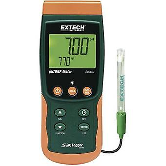 Extech SDL100 Multi tester pH, ORP, Temperature Calibrated to Manufacturer's standards (no certificate)
