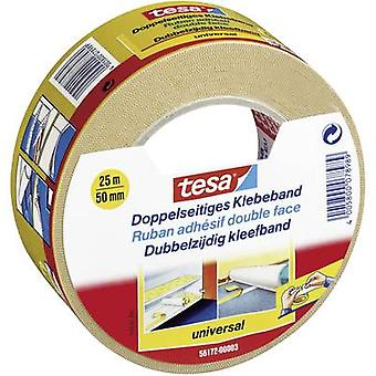 Tesa Double-Sided Tape Universal 25 m x 50 mm 10 m x 12 mm