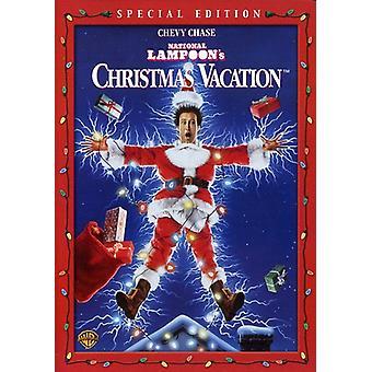 Importer des USA de National Lampoon vacances de Noël [DVD]