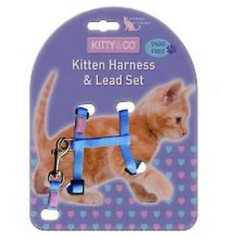 Hem & Boo Snag Free Kitten Harness
