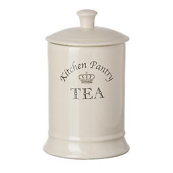 Tuftop Majestic Tea Canister
