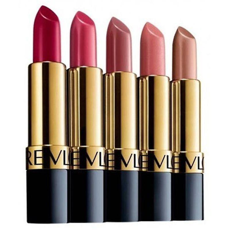 Brillant Super 2 Nuances Revlon Lèvres 4 GDiverses X À 3 lTK13FJc