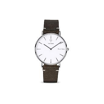 Nick Cabana watches mens watch Boheme collection Blanc Buffalo 40 001