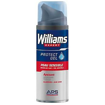 Williams Protect Shaving Gel Sensitive Skin 200 ml