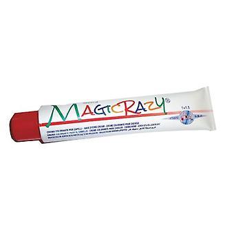 MagiCrazy permanente Haar Farbe 100ml (feuerrot) R1