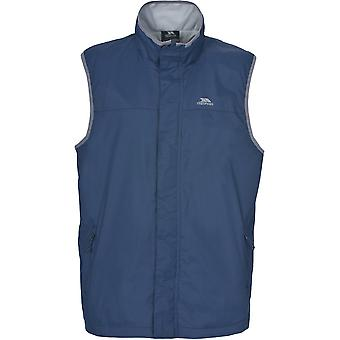 Intrusion Mens Mucuna Shell Stretch léger Gilet Bodywarmer