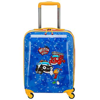 Travelite heroes of the city Kindertrolley kids suitcase, kids luggage 71687