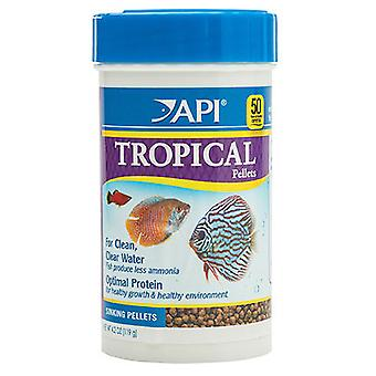 API Tropical Granulado 250 ml (Fish , Food , Cold Water)