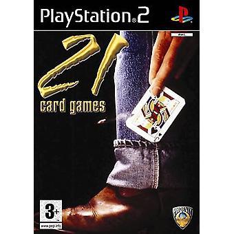 21 Kartenspiele (PS2)