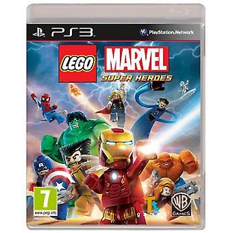 LEGO Marvel superhelte (PS3)