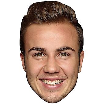 Mario Gotze Maske