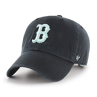 47 mærke Boston Red Sox rense Cap - sort