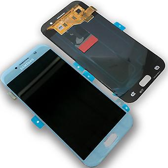 Display LCD complete set GH97-19732 C blue for Samsung Galaxy A3 A320F 2017