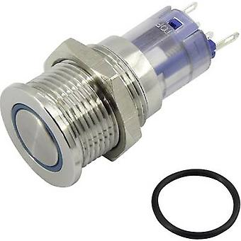 TRU COMPONENTS LAS2GQPF-11E/B/12V/S/P Tamper-proof pushbutton 48 Vdc 2 A 1 x Off/(On) IP65 momentary 1 pc(s)