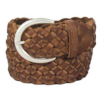 Tom tailor leather buckle belt TW1008R87-630