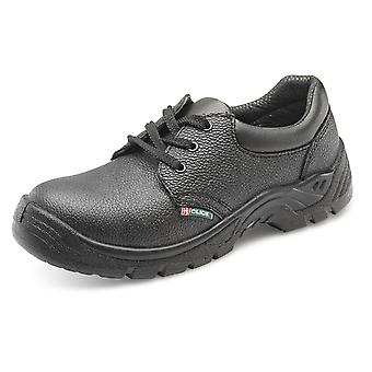 Click Dual Density Safety Shoe With Midsole Black. S1P - Cddsms