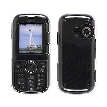 Lg Vn250 Snap-on Case - Clear