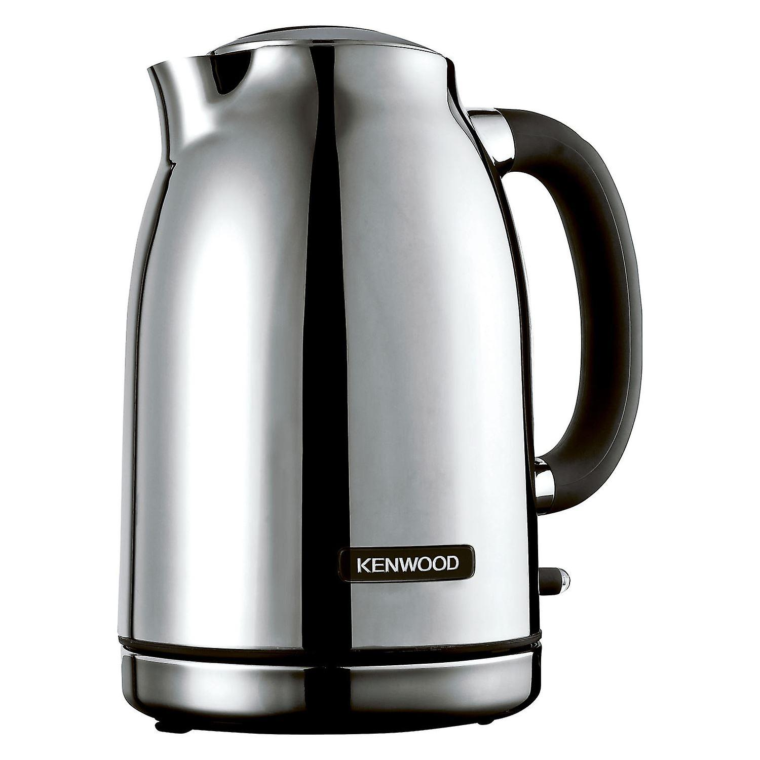 Kenwood SJM550 Polished Stainless Steel 2000W 1.5L Turin Electric Jug Kettle