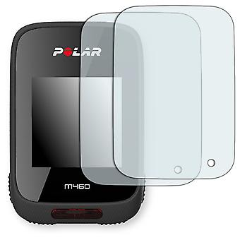 Polar M460 display protector - Golebo crystal clear protection film