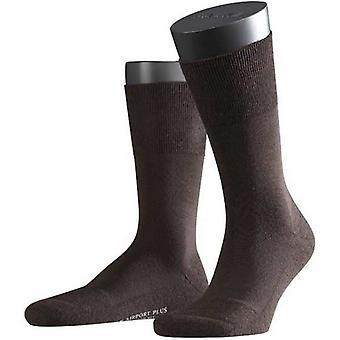 Falke Airport Plus chaussettes - Brown