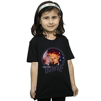 ديفيد باوي الفتيات هادئة القميص الأضواء