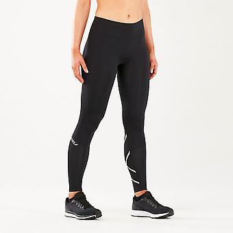 2XU Run Mid Rise Women's Compression Tights - AW18