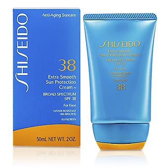 Shiseido Extra Smooth Sun Protection Cream N SPF 38 50ml/2oz