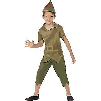 Robin Hood Costume, Medium Age 7-9