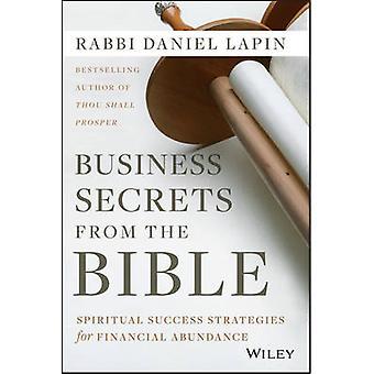 Forretningshemmeligheder fra Bibelen - spirituel succes strategier for Fin