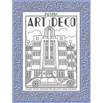 Pictura - Art-Deco-Muster - Plakate von Colin Elgie - 9781783702244 Bo