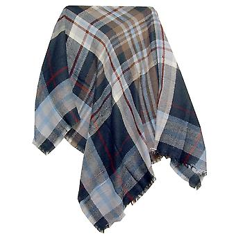 In Town Scarf 563912 Navy
